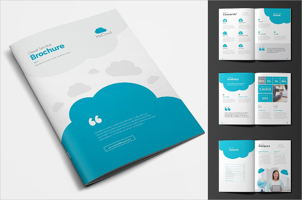 clean cloud service brochure