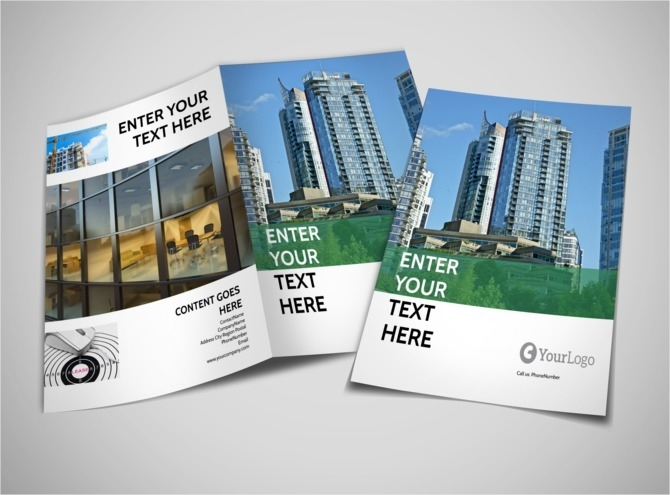 commercial real estate brochure template - 21 real estate brochures