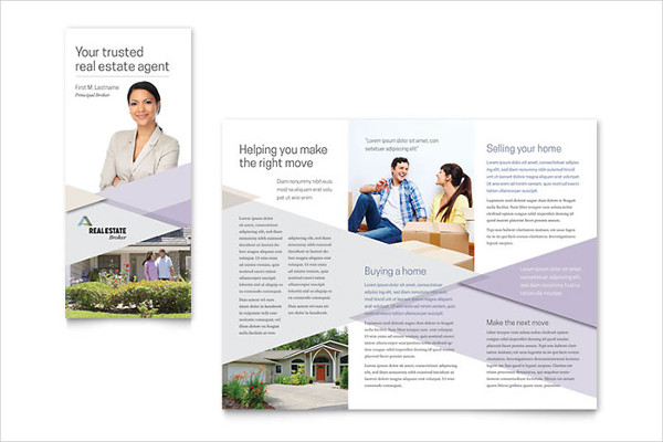 commercial real estate company brochure