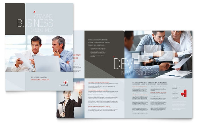 corporate company brochure1