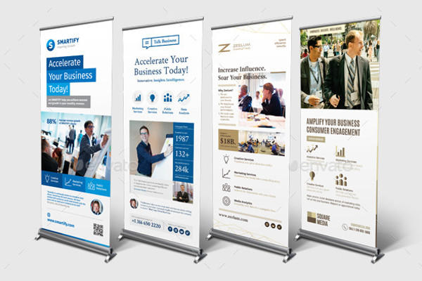 corporate marketing banners pack