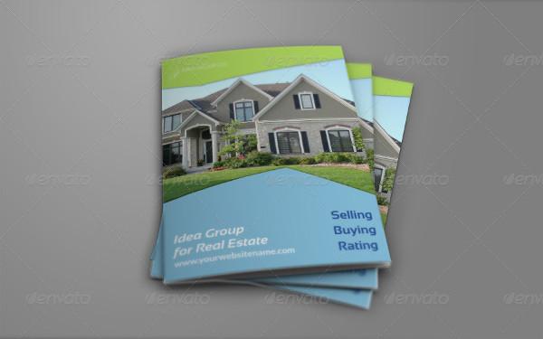 corporate real estate company brochure