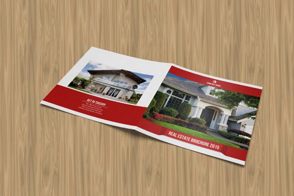corporate square real estate brochure