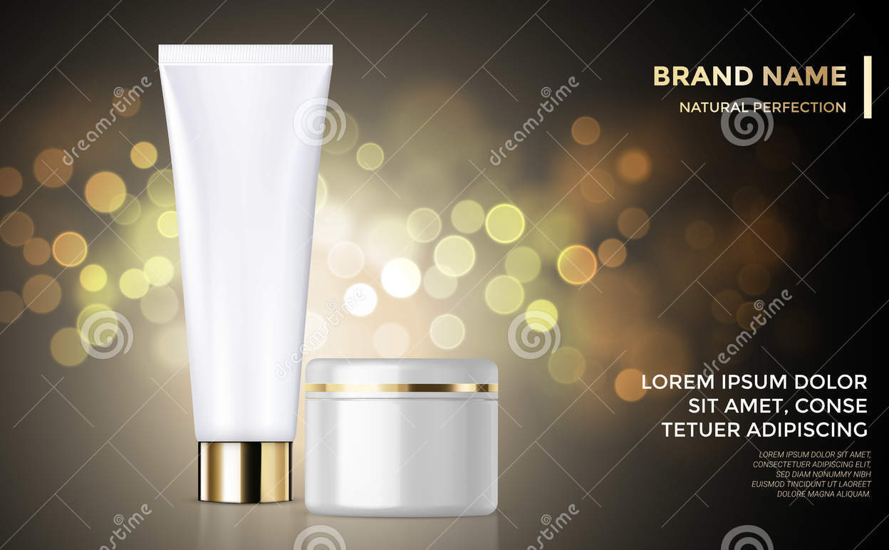 cosmetic advertising product packaging1
