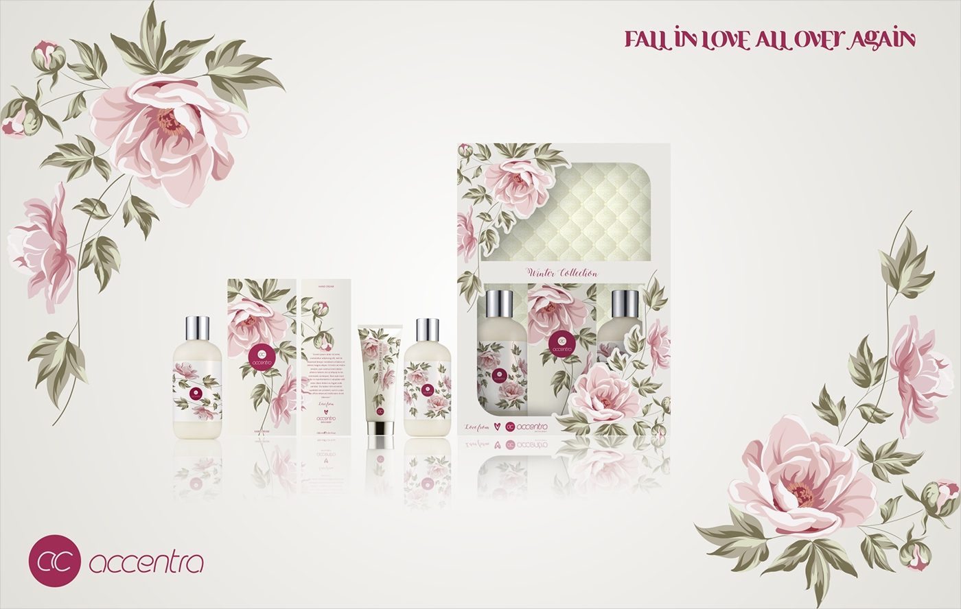 cosmetic product tubes packaging