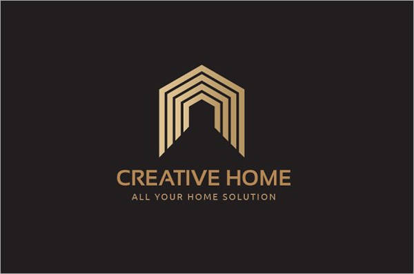 creative construction company logo