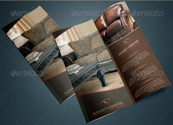 creative shop brochure