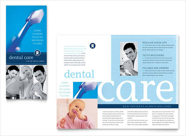 dental office brochure