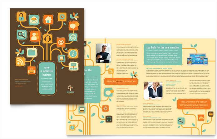 digital business services brochure