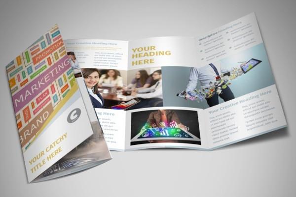 digital marketing agency brochure