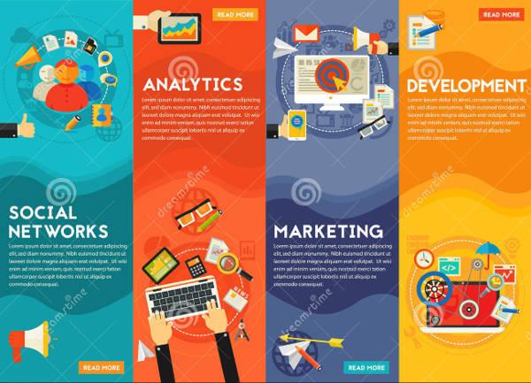 digital marketing web banner