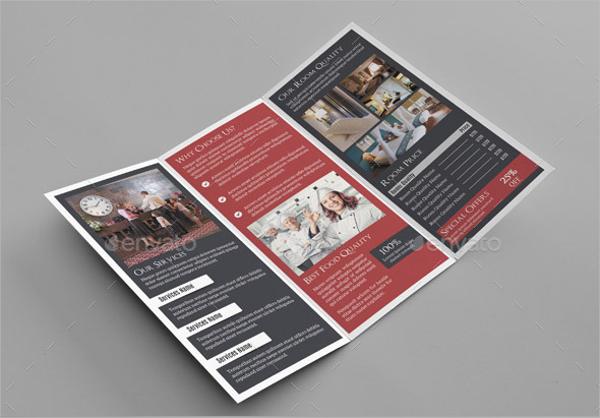 elegant hotel brochure2