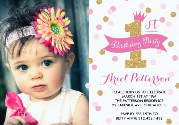 fairy princess party invitation1