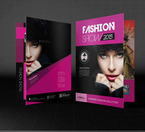 fashion bi fold