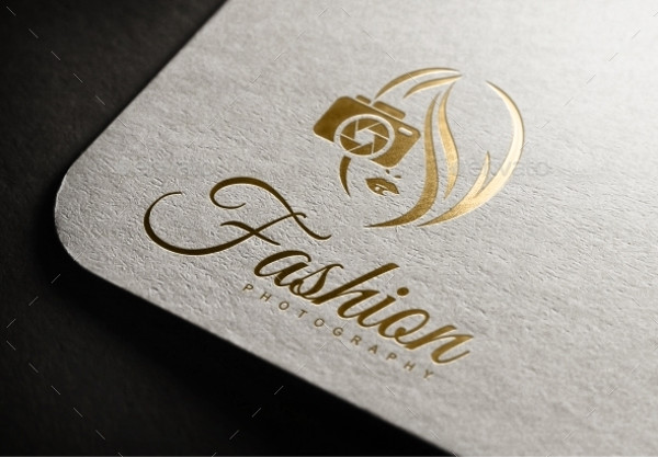 fashion photography business logo