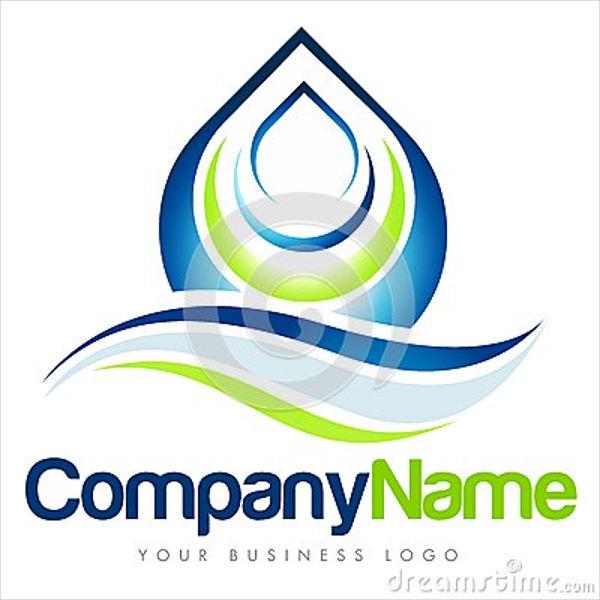 financial business company logo