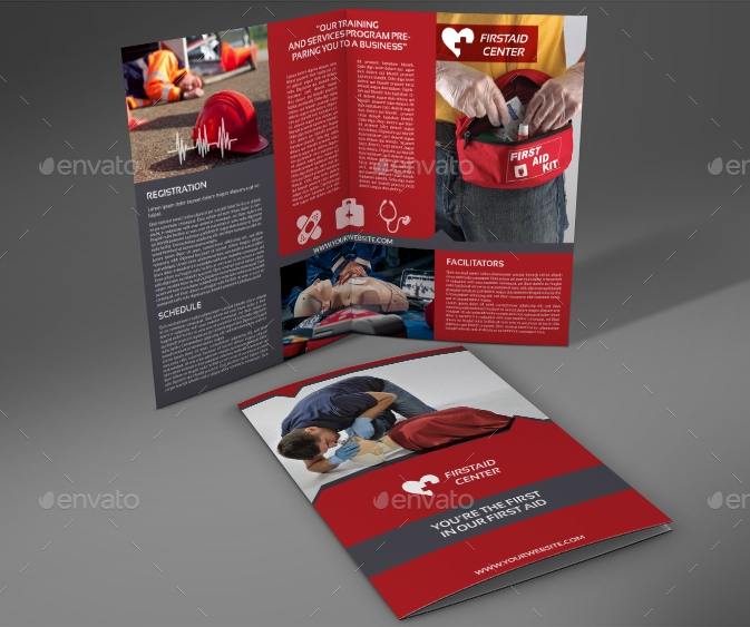 first aid advertising bundle