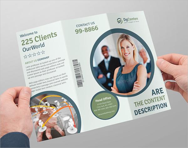 free digital advertising brochure