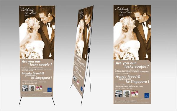 free wedding banner