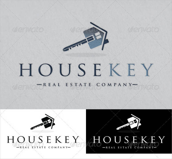 housekey real estate company logo