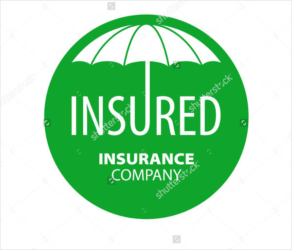 insurance company with umbrella logo
