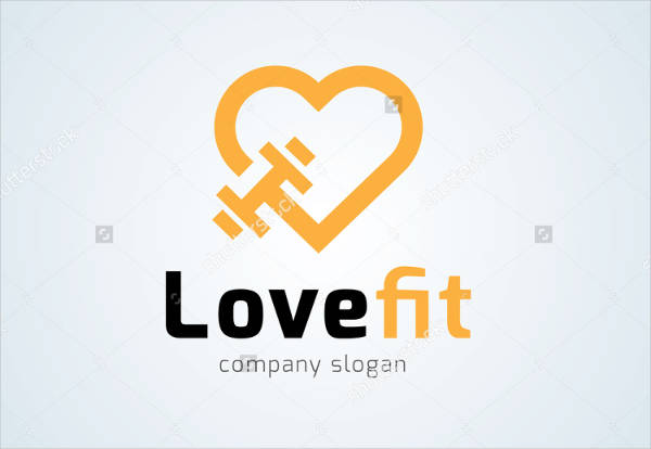 love fit company logo