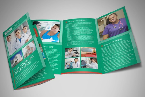 medical service centre brochure