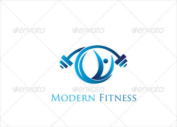 modern fitness logo1