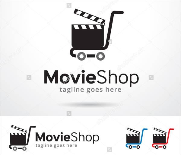 movie trading company logo
