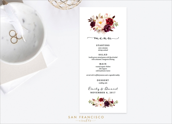 multipurpose lunch party menu template2