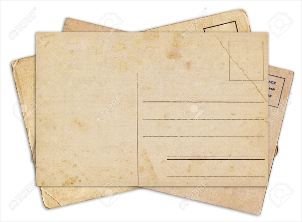 old vintage postcard1
