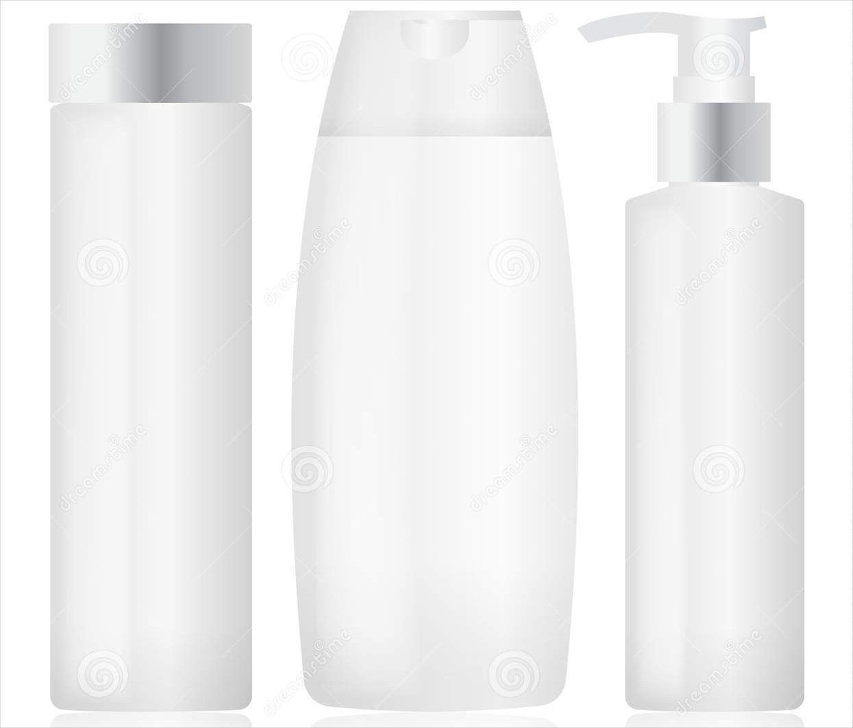 plastic packaging set