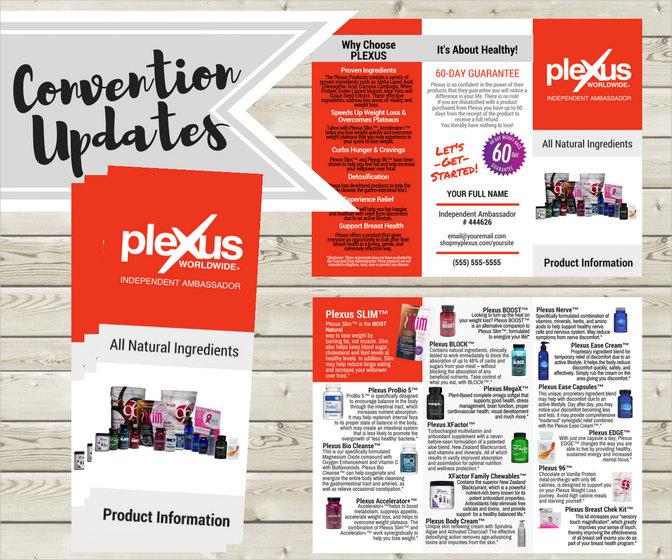 plexus product brochure