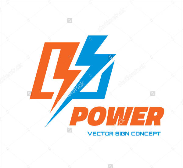 power vector logo