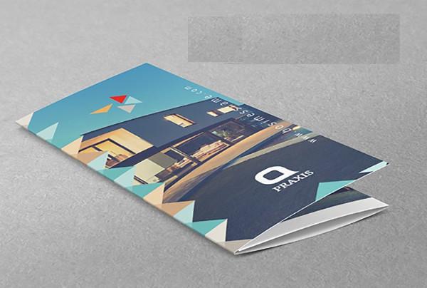 premium architecture brochure template