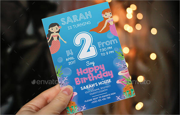 printable birthday invitation flyer