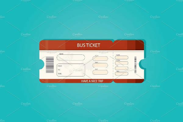 70 ticket templates
