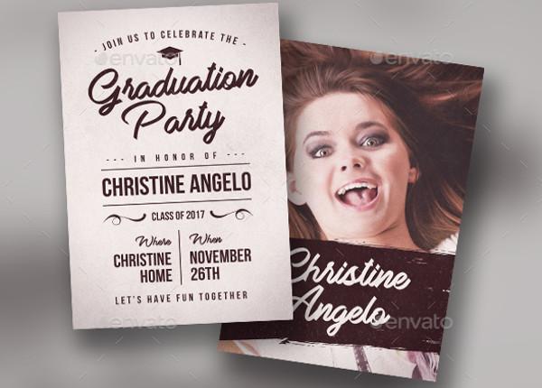 printable graduation party invitation1