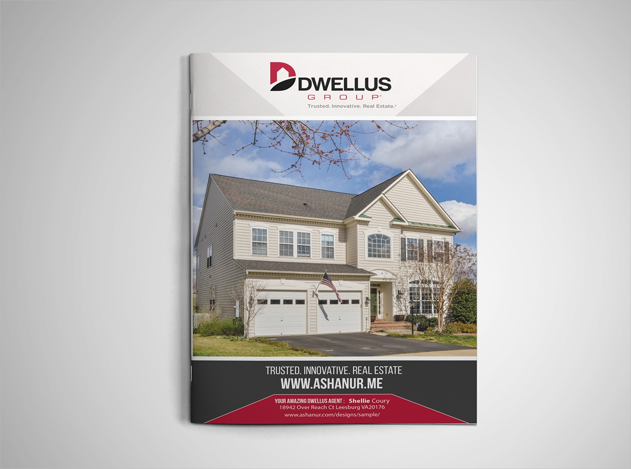 professional property brochure