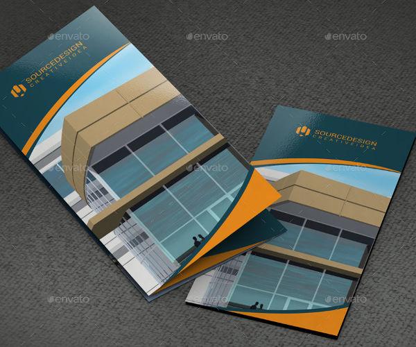 real estate development company brochure