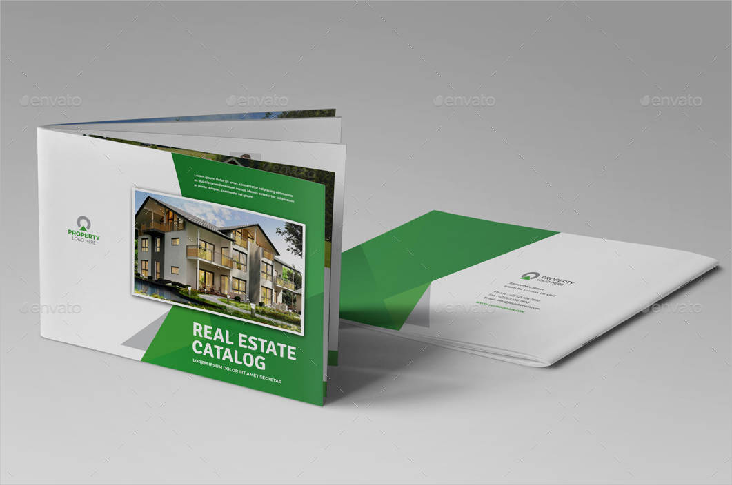 real estate property brochure