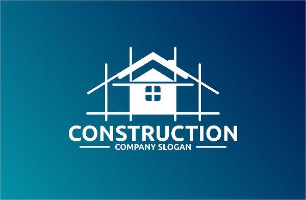 sample construction company logo