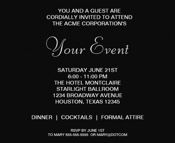 sample corporate party invitation1