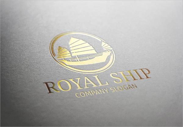 ship company logo template1