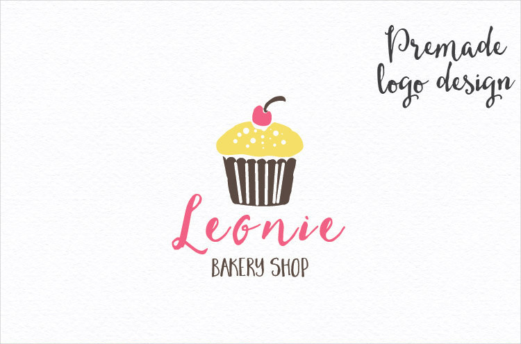 small bakery business logo