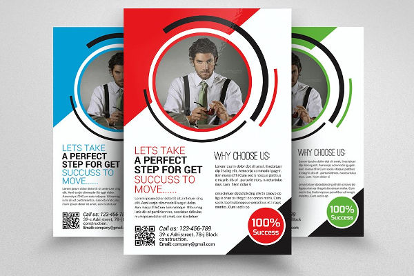 small business marketing flyer