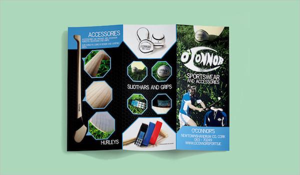 sports branding brochure1