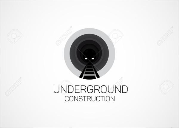 train tunel logo