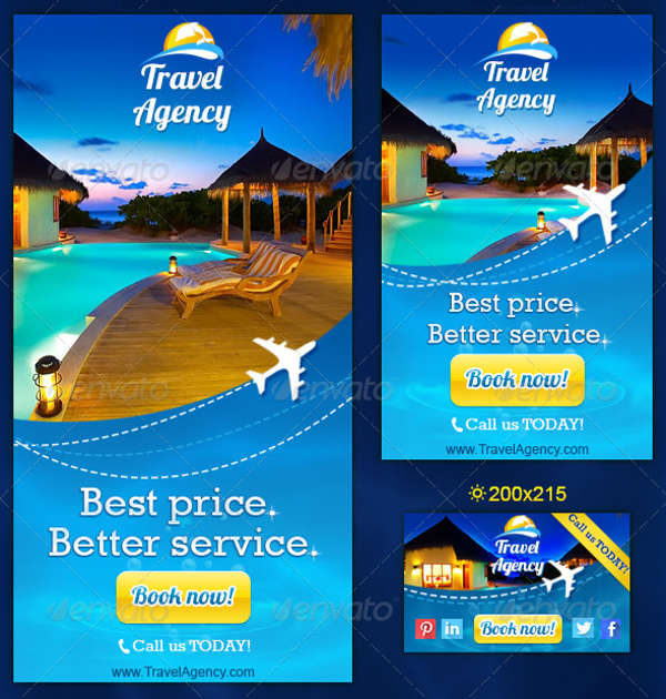 travel agency banner1