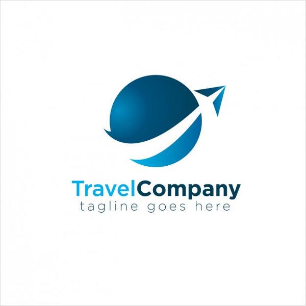 travel logo template free